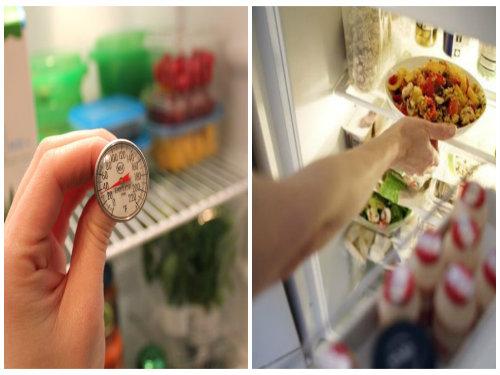 Dùng tủ lạnh bảo quản thực phẩm sai cách rất nguy hiểm cho sức khỏe