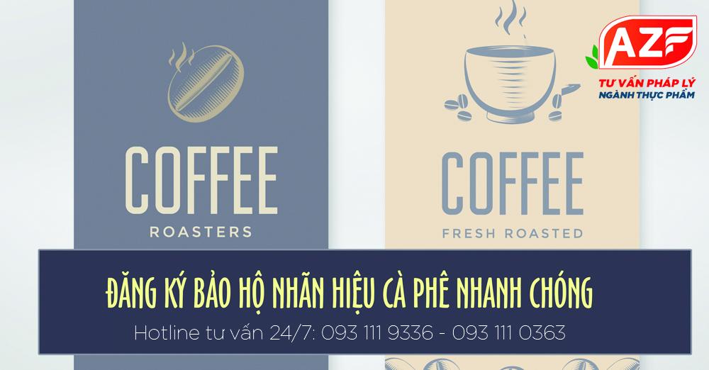 Đăng ký bảo hộ nhãn hiệu cà phê nhanh chóng tại HCM