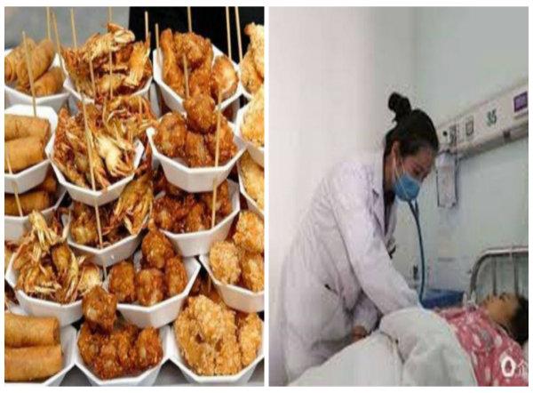Ăn đồ chiên rán liên tục trong 2 ngày liền người phụ nữ tại Trung Quốc đã bị nhồi máu cơ tim