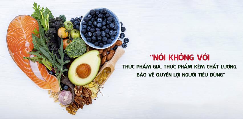 An toàn thực phẩm là tiêu chí hàng đầu của doanh nghiệp